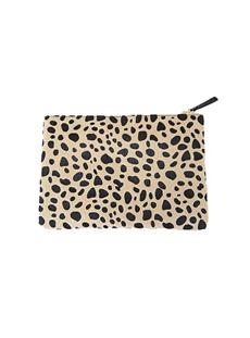 Flat leopard (bag)