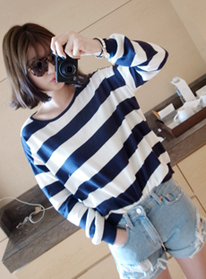Stripe crop (nt)